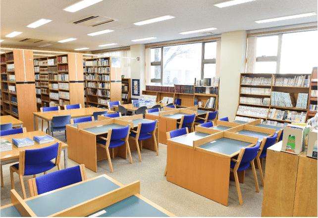中学・高校図書室