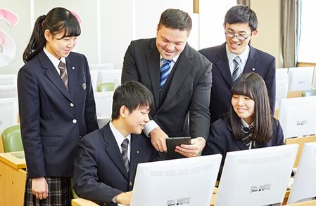 グローバル教育写真