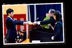 高校3月行事イメージ