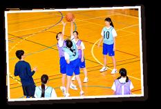 高校7月行事イメージ