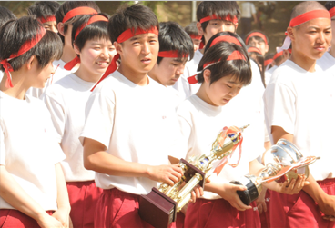 高校:体育祭イメージ