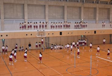 高校:球技大会イメージ