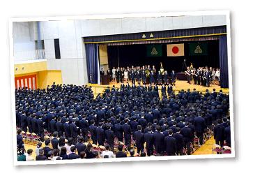中学校4月行事イメージ