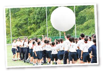 中学校5月行事イメージ