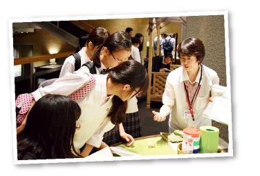 中学校6月行事イメージ