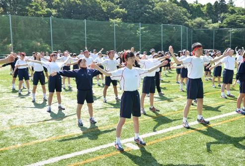 中学:体育祭イメージ