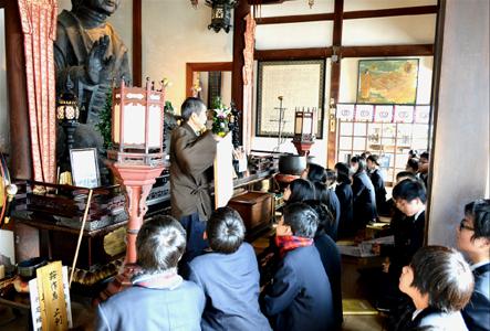 中学:古都の教室イメージ