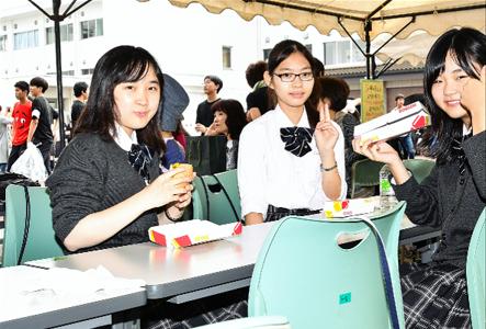 中学:松陵祭イメージ